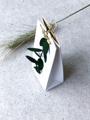 Afbeeldingen van Envelopdoosje wit