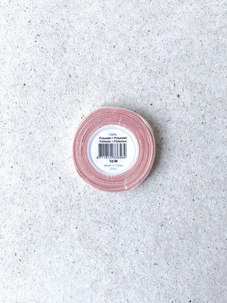 Afbeeldingen van Satijnlint roze