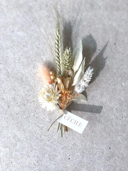 Afbeeldingen van Mini droogboeketje