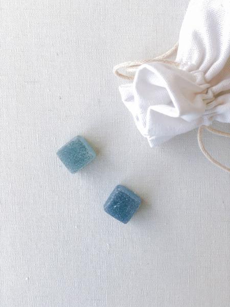 Afbeeldingen van Snoepblokjes blauw