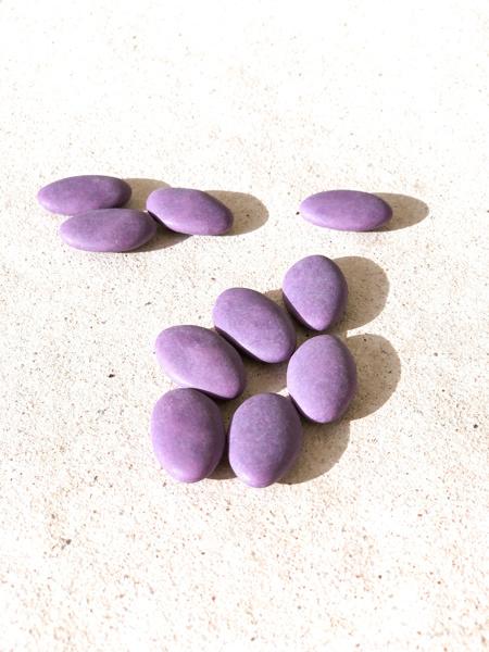 Afbeeldingen van Suikerbonen deep purple