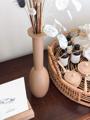 Afbeeldingen van Vaas Cesar met droogbloemen
