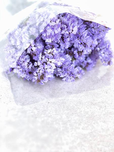 Afbeeldingen van Statice sinuata lila