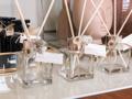 Afbeeldingen van Parfumflesje rosé dop